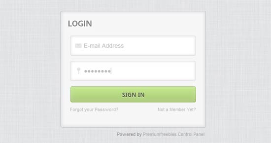 Login-Form-Coded