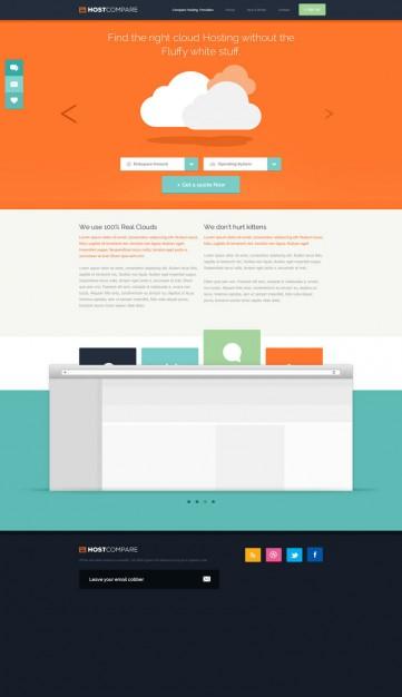 cloud-interface-for-stilysh-web-design_280-329