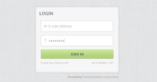 Login-Form-Coded