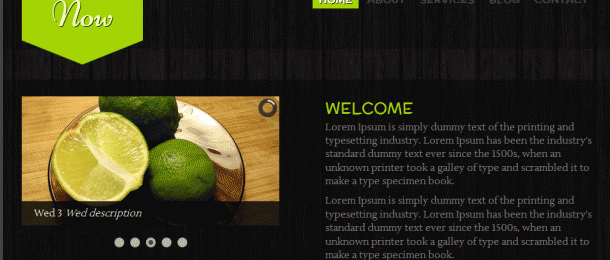 Free-Responsive-Template-610x260