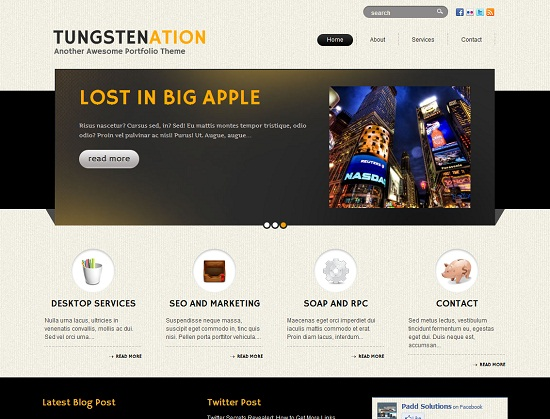 Tungstenation