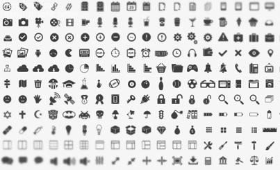 350.Pixel.Icon.Set