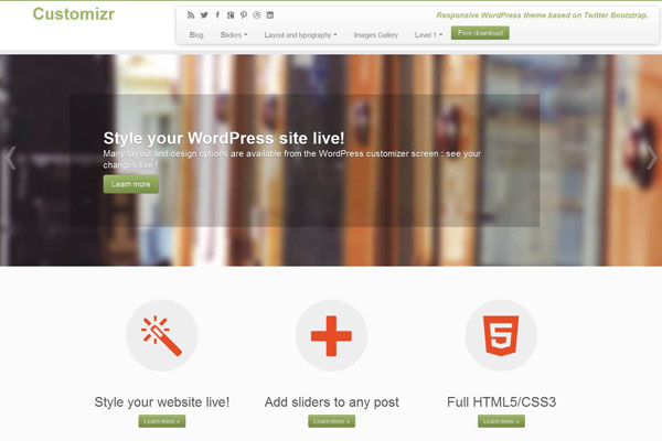 Customizr-free-responsive-WordPress-theme