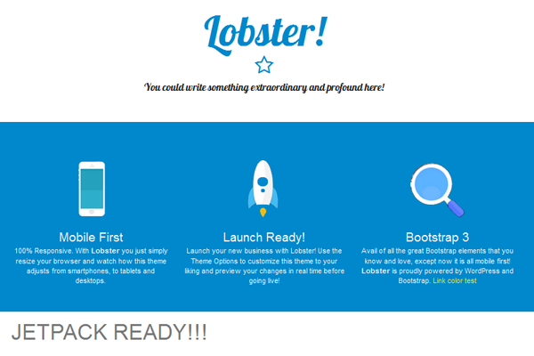 Lobster-The-Bootstrap-based-responsive-theme