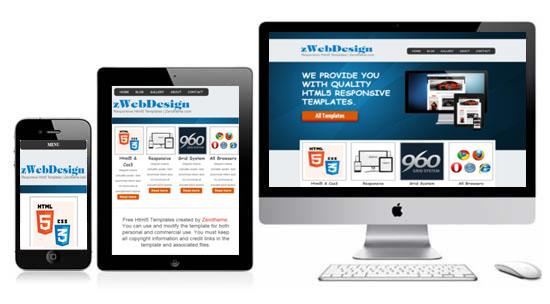 zWebdesign-free-html5-responsive-templates