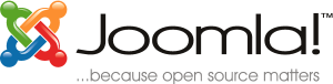 Joomla Logo Horz Color Slogan
