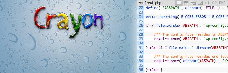 crayon-syntax-highlighter-wordpress-plugin