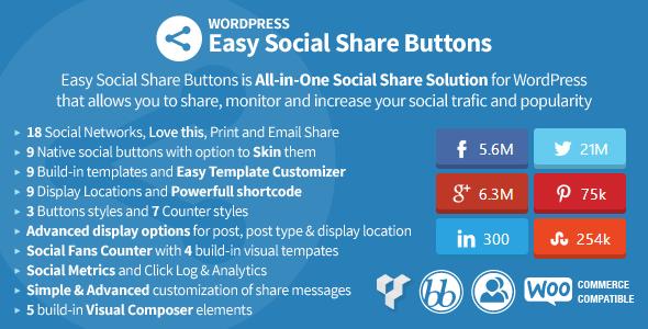 easy-social-share-wordpress-plugin