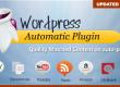 افزونه وردپرس درج خودکار مطالب از فید Automatic نسخه 3.13.0