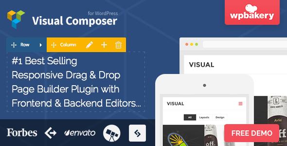 افزونه صفحه ساز پیشرفته Visual Composer نسخه 4.7