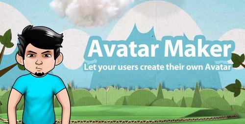 اسکریپت-ساخت-آواتار-به-صورت-آنلاین-Avatar-Maker
