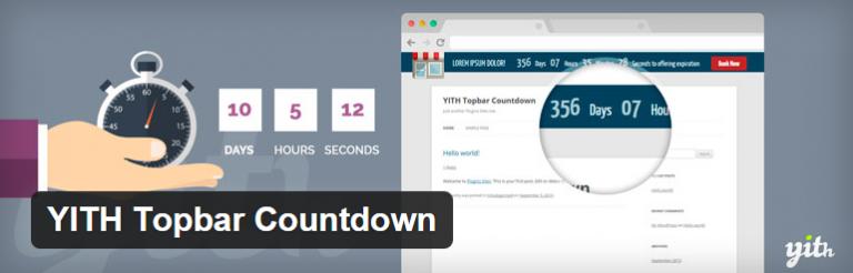 افزونه-فارسی-Yith-Topbar-Countdown-شمارنده-معکوس-در-وردپرس