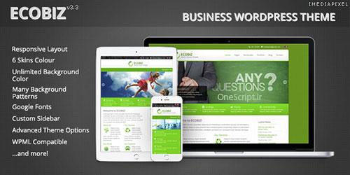 پوسته-کسب-کار-ecobiz-وردپرس