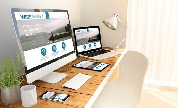 طراحی وب سایت پلی به سوی آینده کسب و کارهای سنتی